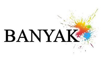 BANYAKのロゴ・バナー