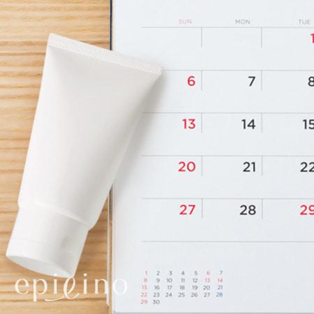 除毛クリームの効果が持続する期間とは?効果を長持ちさせる秘訣を伝授のイメージ