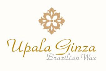 Upala Ginzaのロゴ・バナー